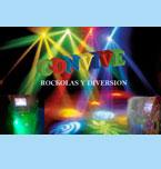 Logo de Convive Rockolas