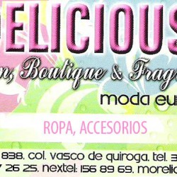 Delicious Fashion Boutique & Fragances img-0