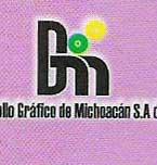 Logo de Desarrollo Gráfico de Michoacán S.A de C.V