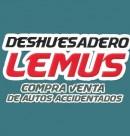 Logo de Deshuesadero Lemus