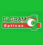 Logo de D´Gram Opticas