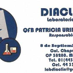 Diaclín Laboratorio img-0