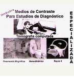 Logo de Distribuidora de Medios de Contraste para Estudios Radiológicos
