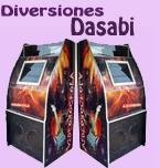 Logo de Diversiones Dasabi