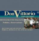 Logo de Don Vittorio