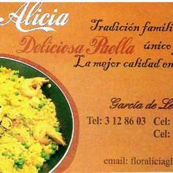 Doña Alicia Deliciosa Paella img-0
