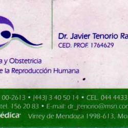 Dr. Javier Tenorio Ramos img-0