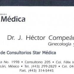 Dr. José Héctor Compeán García img-0