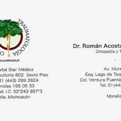 Dr. Román  Acosta Rosales, Ortopedia y Traumatología img-0