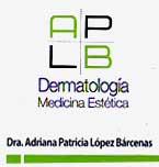 Logo de Dra. Adriana Patricia López Bárcenas