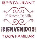 Logo de El Rincón de Villa
