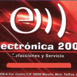 Electrónica 2000 img-0
