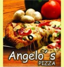 Logo de Angelos Pizza