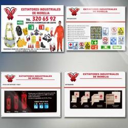 Extintores Industriales de Morelia EXIM img-0