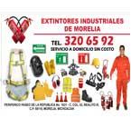 Logo de Extintores Industriales de Morelia EXIM
