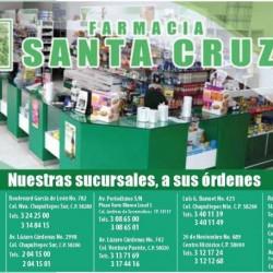 Farmacia Santa Cruz Blvd Garcia de Leon img-1