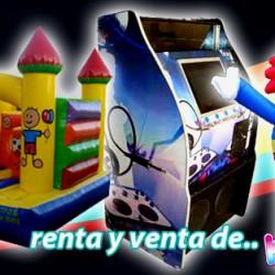 Festeja Rockolas, Inflables y Futbolitos img-0