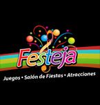 Logo de Festeja Rockolas, Inflables y Futbolitos