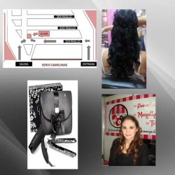 Glam Extensiones, Planchas, Peinados img-0