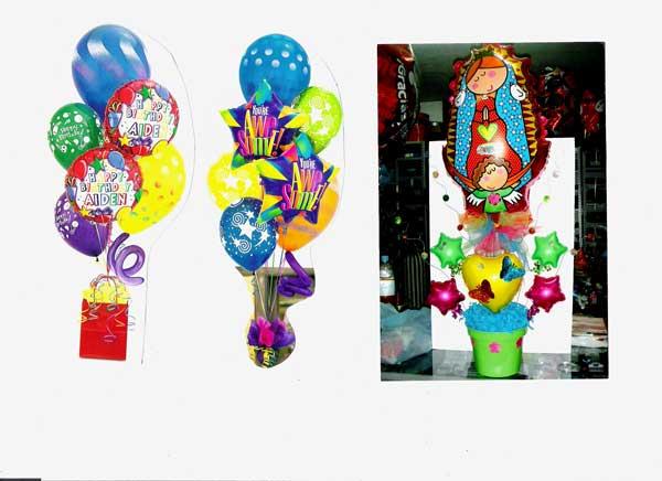 Globo azul decoraciones de globos y regalos en morelia for Regalos para el hogar decoracion
