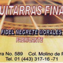 Guitarras Finas img-0