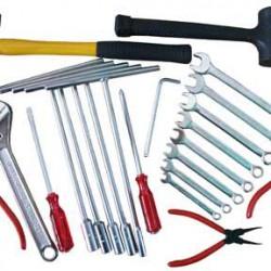 Saldos de herramientas