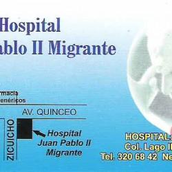 Hospital Juan Pablo II Migrante img-0