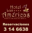 Logo de Hotel Las Américas