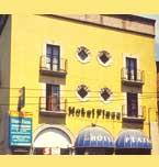 Logo de Hotel Plaza Morelia
