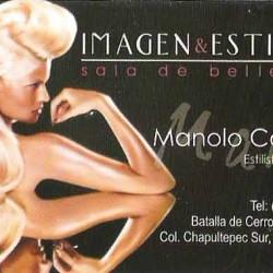 Imagen & Estilo Sala de Belleza Manolo img-0
