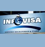 Logo de INFOVISA Asesores Migratorios y Viajes