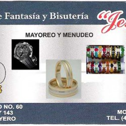 """Joyería de Fantasía y Bisutería """"Jessy"""" img-0"""