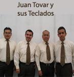 Logo de Juan Tovar y Sus Teclados