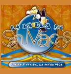 Logo de La Barra de San Marcos
