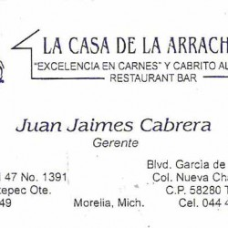 La casa de la Arrachera Restaurante Bar img-0