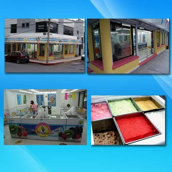 Paleteria Y Neveria La Michoacana Del Boulevard En Morelia