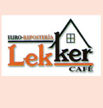Logo de Lekker Café