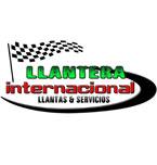 Logo de LLantera Internacional