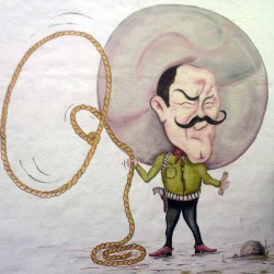 Los Bigotes de Don Pancho Reatas img-0