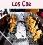 Logo de Los Cué