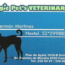 Magic Pet´s Veterinaria MVZ Germán Martínez img-0