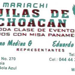 Mariachi Aguilas de Michoacán img-0