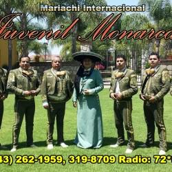 Mariachi Juvenil Monarcas Para Clientes Exigentes img-1