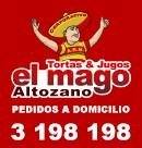 Logo de Mariscos El Mago