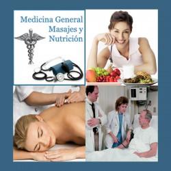 Medicina General, Masajes y Nutrición img-0