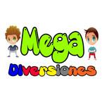 Logo de Mega Diversiones