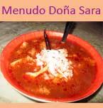 Logo de Menudo Doña Sara