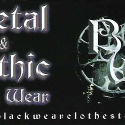 Metal & Gothic Black Wear img-0