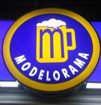 Logo de Modelorama Boulevard García de León