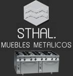 Logo de Muebles Metalicos STHAL